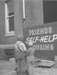 Friends Self-Help Housing