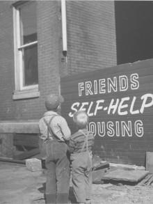 Friends Self-Help Housing