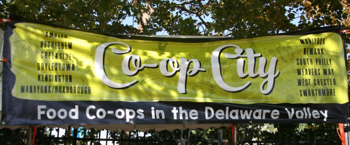 Food Co-ops in the Delaware Valley
