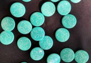 PACA Buttons